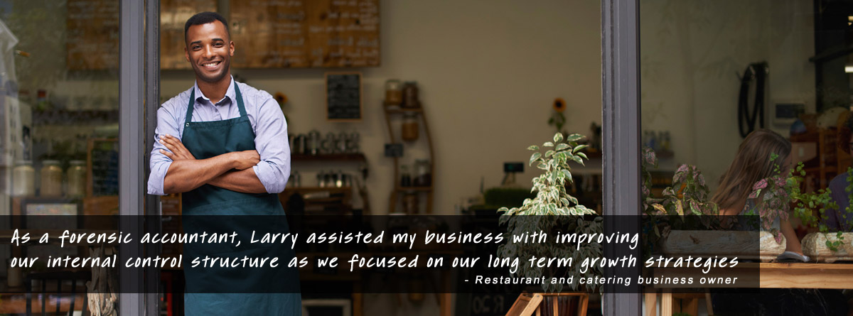 Restaurant and catering business owner | Small Business